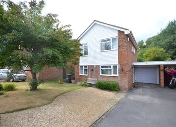 Thumbnail 4 bed link-detached house for sale in Durnsford Avenue, Fleet, Hampshire