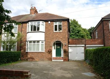 Thumbnail 3 bedroom semi-detached house for sale in Askham Lane, York