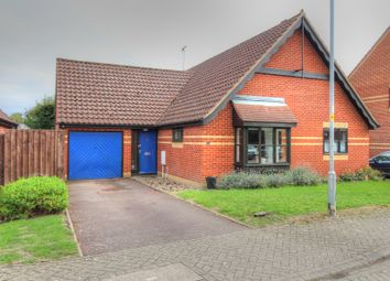 Thumbnail 3 bed bungalow for sale in Sandringham Close, Whaplode, Spalding