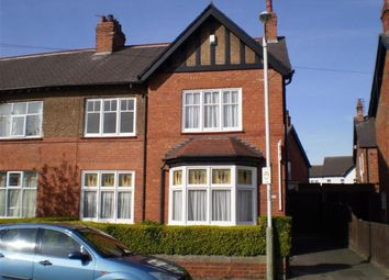 Thumbnail 3 bed semi-detached house to rent in West Crescent, Darlington