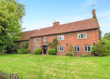 Thumbnail Commercial property for sale in Poplars Farmhouse, Lower Road, Aylesbury, Buckinghamshire
