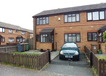 Thumbnail 3 bed terraced house for sale in Eastview Close, Prenton