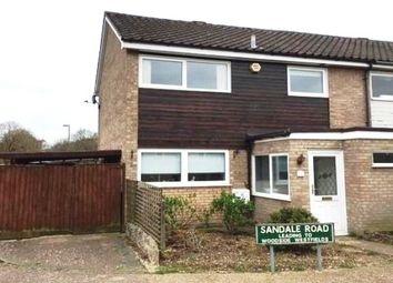 Thumbnail 3 bed end terrace house to rent in Westfields, King's Lynn