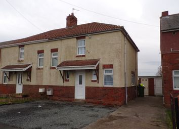 Thumbnail 3 bedroom semi-detached house to rent in Eastgate, Scotland Gate, Choppington