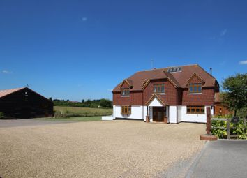 Thumbnail 6 bedroom country house for sale in Barnhall Road, Tolleshunt Knights