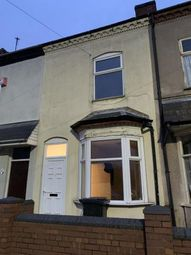 2 bed terraced house for sale in Shireland Road, Smethwick, Birmingham, West Midlands B66