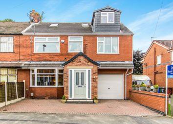 Thumbnail 5 bed terraced house for sale in Hart Street, Droylsden, Manchester