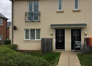 Thumbnail 2 bed flat for sale in Goldcrest Way, Portbury, Bristol