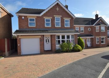 Thumbnail 4 bed detached house for sale in Arkwright Avenue, Belper, Derbyshire