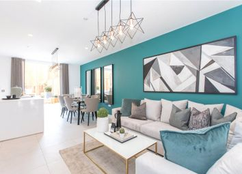 Thumbnail 3 bed terraced house for sale in The West Houses, Woodside Square, London