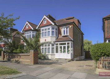 Thumbnail 4 bed semi-detached house for sale in Grange Park Avenue, Winchmore Hill, London
