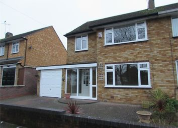 Thumbnail 3 bed semi-detached house to rent in Leamington Road, Coventry, West Midlands