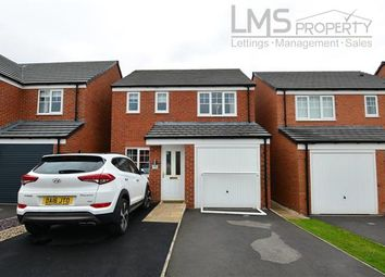 Thumbnail 3 bed detached house to rent in Rosemary Crescent, Winsford