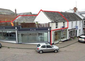 Flix Hair Design, Market Place, Colyton, Devon EX24. 3 bed maisonette for sale