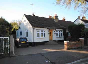 Thumbnail 2 bed semi-detached bungalow for sale in Bellhouse Road, Leigh On Sea, Essex