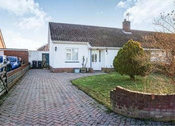 Thumbnail 2 bed semi-detached bungalow for sale in Barns Road, Ferndown