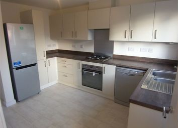 Thumbnail 3 bedroom town house to rent in Heather Way, Shirebrook, Mansfield, Derbyshire
