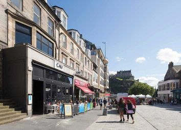 Thumbnail Leisure/hospitality to let in Castle Street, New Town, Edinburgh