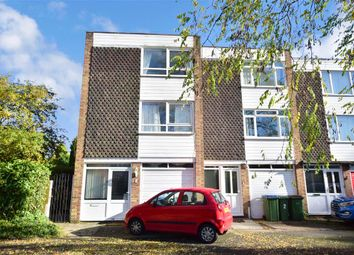 Thumbnail End terrace house for sale in Parkfield, Horsham, West Sussex