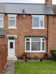 Thumbnail 2 bed terraced house for sale in Rowlington Terrace, Ashington