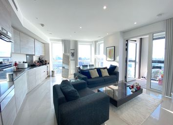 Thumbnail 2 bed flat to rent in Conquest Tower, 130 Blackfriars Road, London