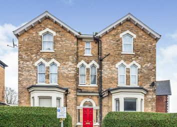 Thumbnail 1 bed flat for sale in Princess Royal Terrace, Scarborough, North Yorkshire