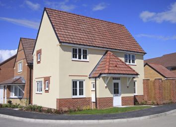 "Thumbnail 3 bed detached house for sale in ""Falmouth 1"" at Ponds Court Business, Genesis Way, Consett"