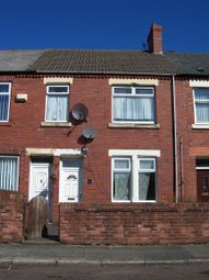 Thumbnail 2 bed flat to rent in Castle Terrace, Ashington