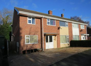 Thumbnail 5 bed semi-detached house for sale in The Woodcroft, Diseworth, Derby