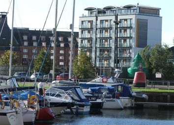 Thumbnail 2 bedroom flat to rent in Stoke Quay, Ipswich