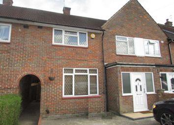 Thumbnail 4 bed terraced house for sale in Gateshead Road, Borehamwood