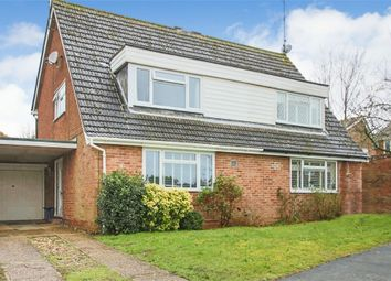 Thumbnail 3 bed detached house for sale in 4 Forest Close, Crawley Down, West Sussex