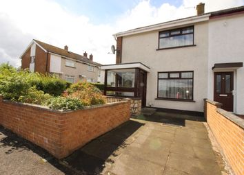 Thumbnail 3 bed terraced house to rent in Plantation Avenue, Newtownabbey