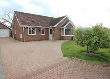 Thumbnail Detached bungalow for sale in 15 Newlands Park, Humberston, Grimsby, N.E. Lincs