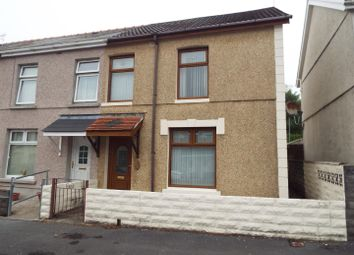 Thumbnail 3 bed semi-detached house to rent in Derwent Street, Llanelli