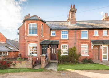 Thumbnail 2 bed terraced house for sale in Bickerley, Ringwood, Hampshire