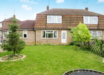 Thumbnail 6 bed semi-detached house for sale in Fleming Avenue, Mildenhall, Bury St. Edmunds