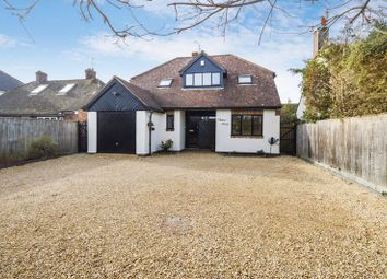 Thumbnail 4 bed detached house for sale in Risborough Road, Stoke Mandeville, Aylesbury