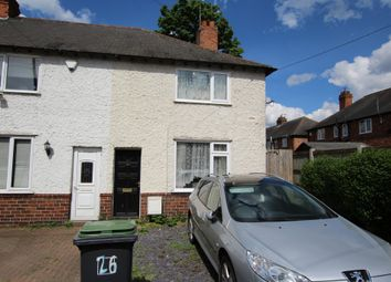 Thumbnail 2 bedroom terraced house to rent in Warren Avenue, Stapleford, Nottingham