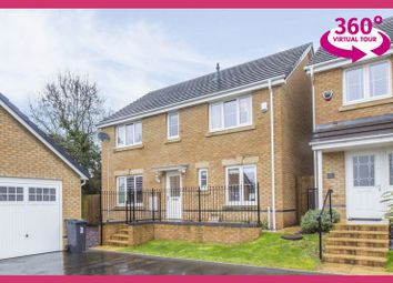Thumbnail 4 bedroom detached house for sale in Bethesda Rise, Rogerstone, Newport