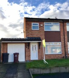 Thumbnail 3 bed terraced house to rent in Talland Close, Halewood, Liverpool