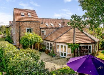 Thumbnail 5 bed link-detached house for sale in Beeches Courtyard, Gribthorpe, Nr Howden