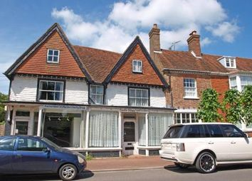 Thumbnail 4 bed terraced house for sale in Old Post House, Church Road, Rotherfield, Crowborough, East Sussex
