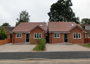 Thumbnail 3 bedroom bungalow for sale in Harewood Close, Hall Green, Birmingham