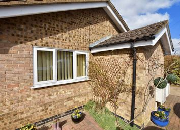 Thumbnail 3 bed bungalow for sale in Belvoir Close, Stamford