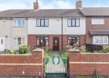 Thumbnail 3 bed terraced house for sale in Emerson Avenue, Stainforth, Doncaster
