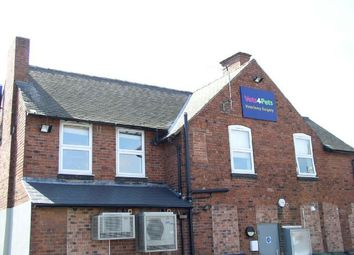 Thumbnail 2 bedroom flat for sale in Nottingham Road, Somercotes, Alfreton