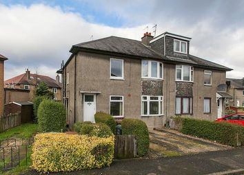 Thumbnail 2 bed flat for sale in Broomburn Grove, Edinburgh