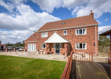 Thumbnail 6 bed detached house for sale in High Road, Burgh Castle, Great Yarmouth