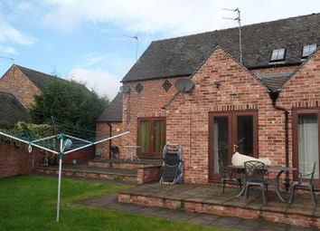 Thumbnail 2 bed link-detached house to rent in The Barn, Lower Farm, Findern Lane, Stenson, Derby